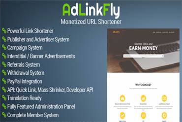 Monetized URL Shortener